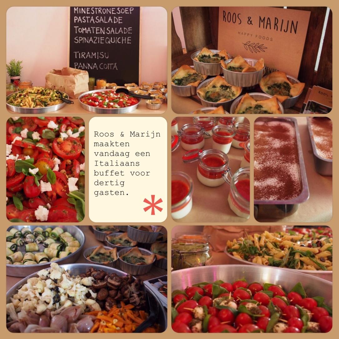 italiaanse buffet
